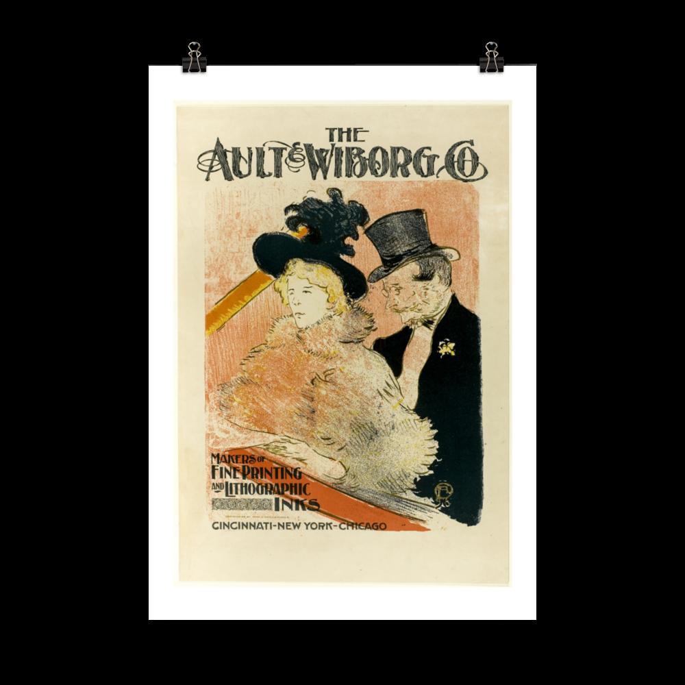 At-the-ConcertDate--1896--Artist--Henri-de-Toulouse-Lautrec